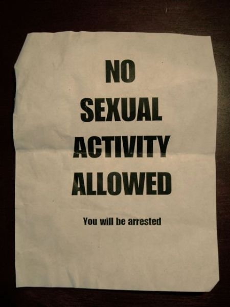 No Sexual Activity