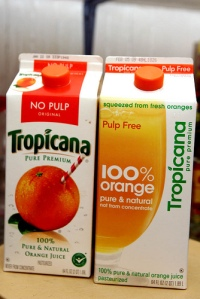 Tropicana, old/new