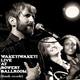 Live At Bowery Ballroom