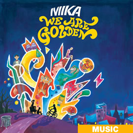 mika we are golden nyp
