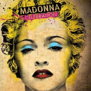 madonna celebration album cover